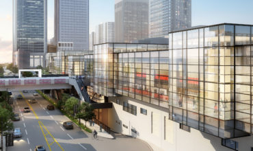 Charlotte Convention Centre breaks ground on $127m expansion
