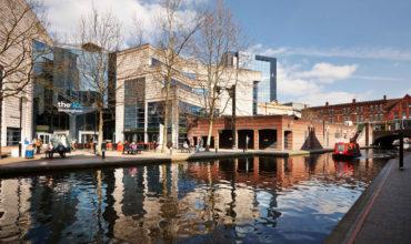 ICC Birmingham completes new phase of multi-million-pound refurbishment
