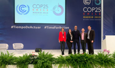 IACC joins panel at UN Climate Conference COP25