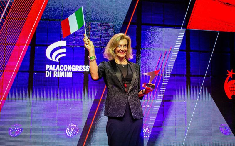 Palacongressi di Rimini recognised at Live Communication Week in Milan
