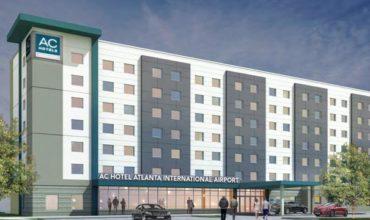 Atlanta opens new hotel close to venue