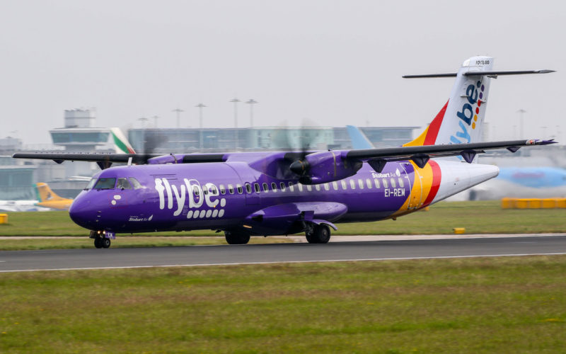 UK Government agrees rescue plan for FlyBe