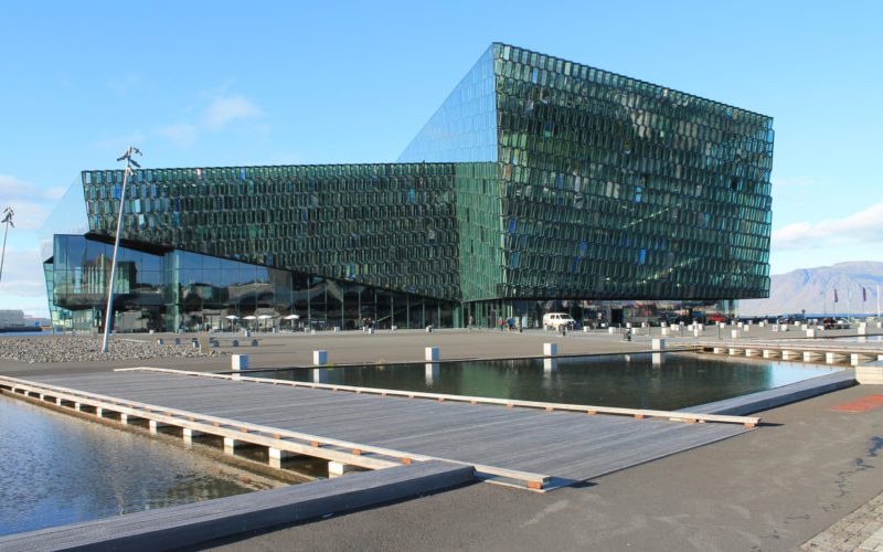 Iceland's HARPA and Ungerboeck partner with cloud tech