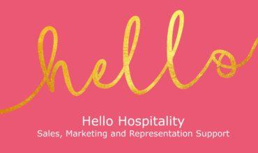 Hello Hospitality launches