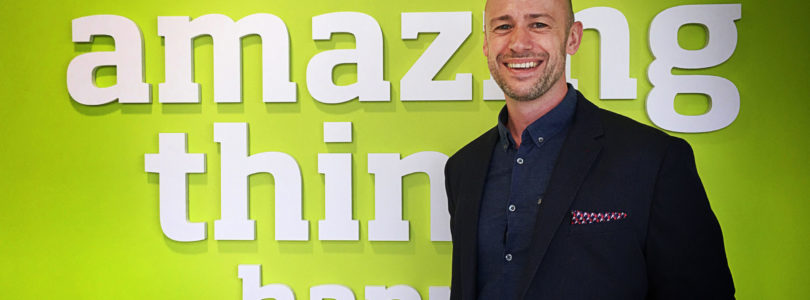 The fresh group appoints new CEO