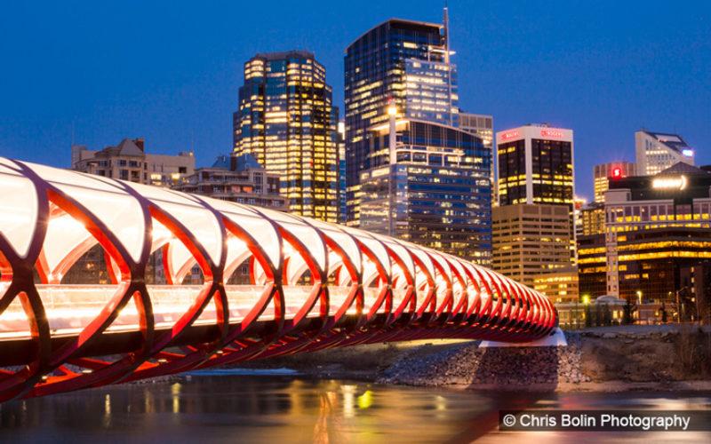 Calgary: Canada's transport of delight!