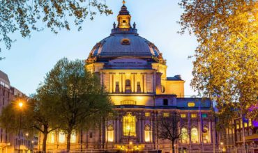 Central Hall Westminster awards £15m catering contract to Green & Fortune