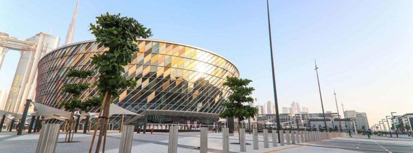 Dubai Arena increases security ahead of Expo 2020
