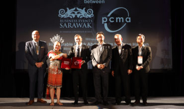 PCMA signs MoU with BESarawak at Convening Leaders in San Francisco