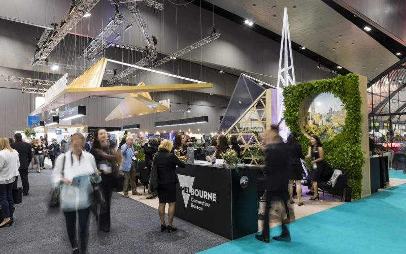 Rise in exhibitors and visitors for AIME 2020