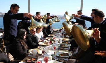Byzantine rhapsody for meetings industry media