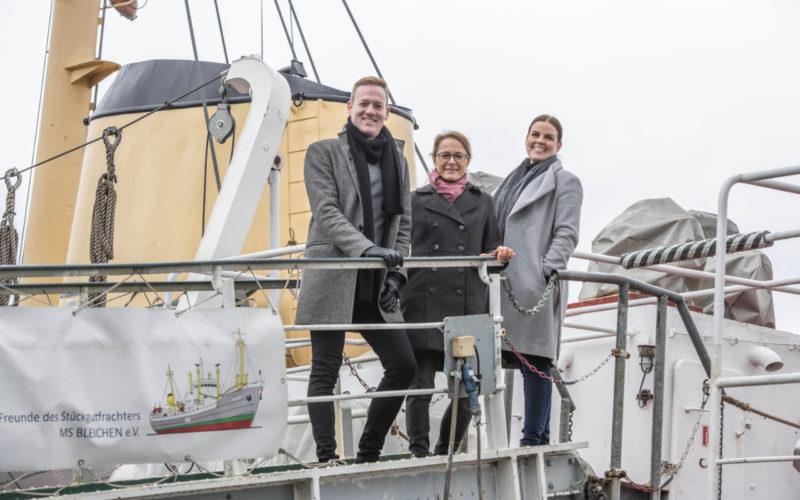 Maritime Hamburg on (virtual) tour