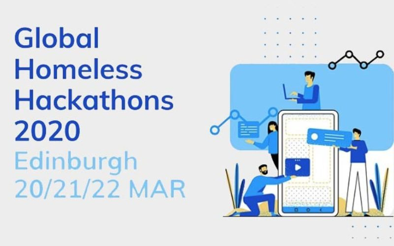 Call to get involved in hackathons for the homeless