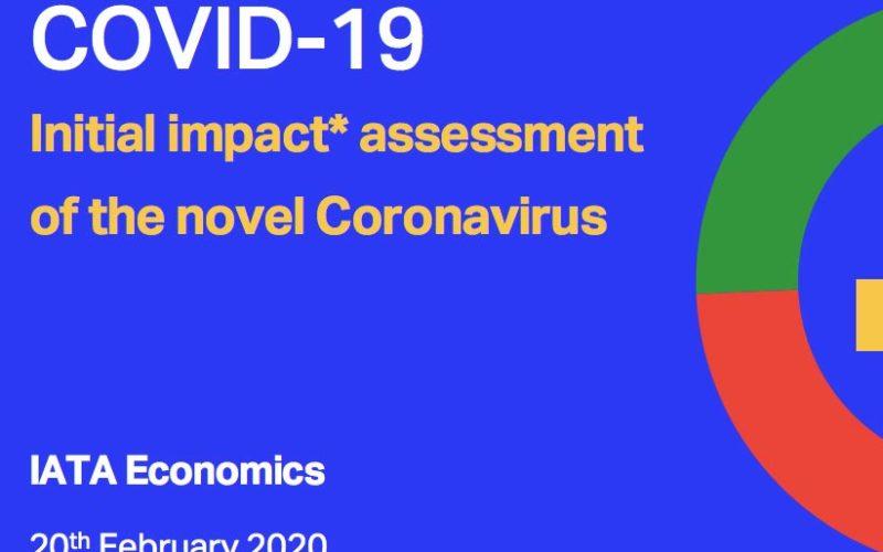 Coronavirus set to cut Asia Pacific air passenger numbers by 13%, says IATA study