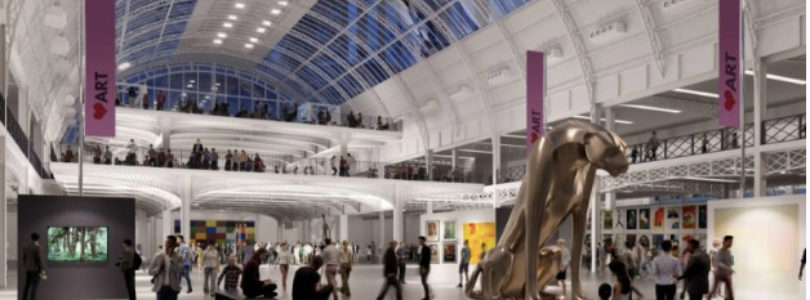 Goldman Sachs provides £875m loan to Olympia London for regeneration project