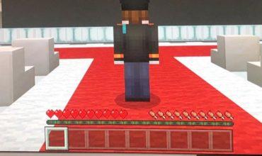Japanese children hold virtual Minecraft school graduation