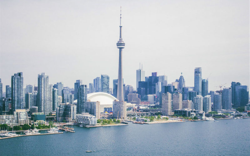 Toronto – Let Yourself In