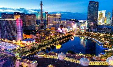 Las Vegas welcomed 3.5m visitors in January