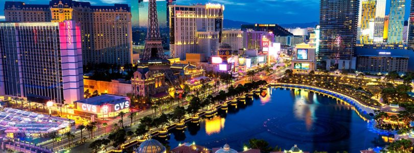 Las Vegas welcomed 3.5m visitors in January