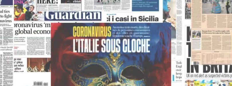 Italian organisers combat coronavirus fearmongering with #TRUSTITALY