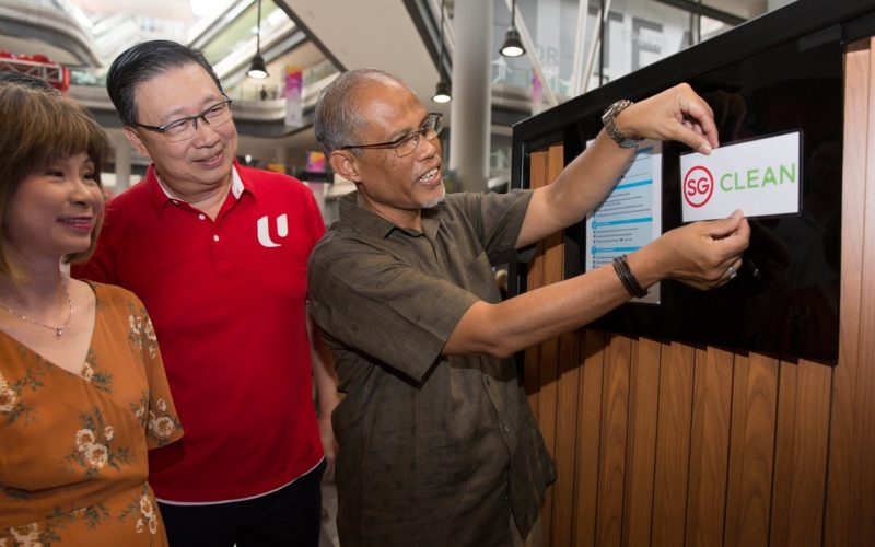 Singapore extends SG Clean quality mark