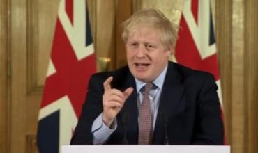 UK government advises nation to avoid mass gatherings