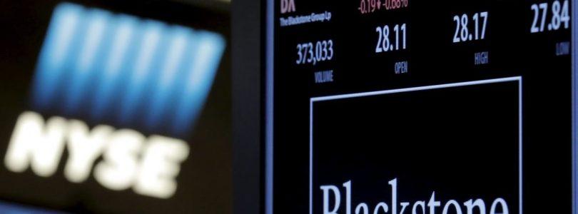 Blackstone's Q1 profit rises but coronavirus weighs