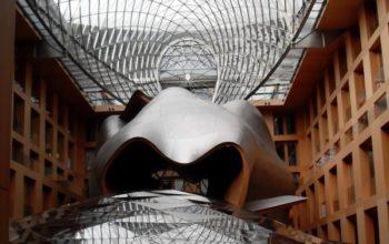 View a new angle on Berlin's Sleeping Beauty venue, AXICA