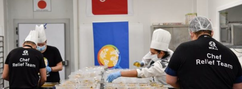 The CCIB to provide 5,000 meals per day for those in need