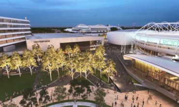 Melbourne & Olympic Parks reveal preview of newest venue