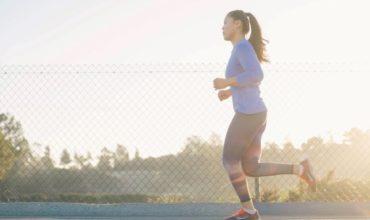 IMEX athletes warm up for 13 May #IMEXstillrunning