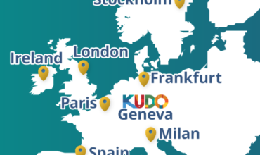 KUDO spreads its word wider in Europe