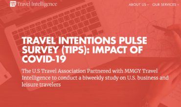 US travellers' plans likely to be on hold for months, says survey