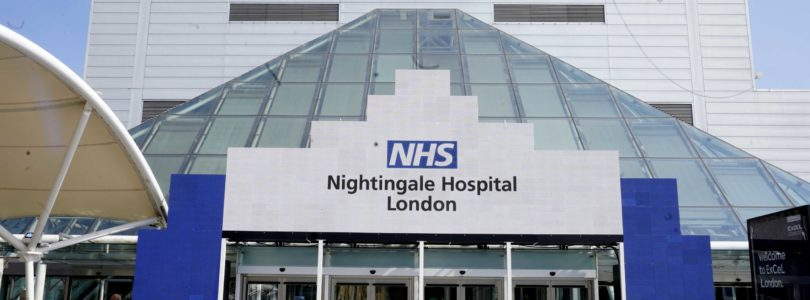 ExCeL London's Abu Dhabi owners confirm NHS is using venue rent-free