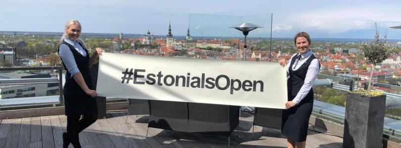 #EstoniaIsOpen campaign rekindles conference travel