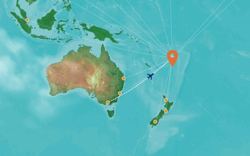 Fiji keen to join Australia-NZ travel bubble
