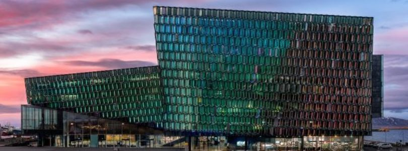 Iceland's Harpa centre set to spring back to action