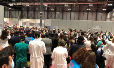 Madrid government closes IFEMA field hospital with 'mission accomplished'