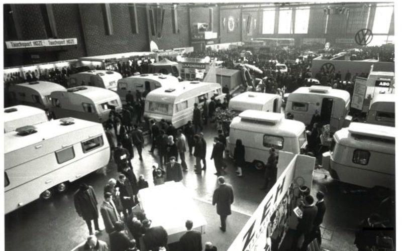 80 years of Messe Stuttgart