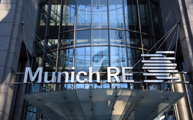 Events responsible for bulk of coronavirus-related €800m Q1 loss at Munich Re