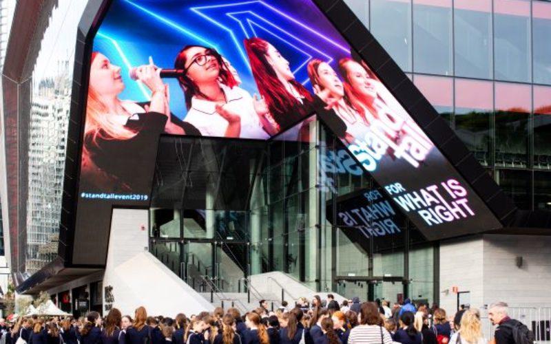 ICC Sydney to host Stand Tall 2020 livestream