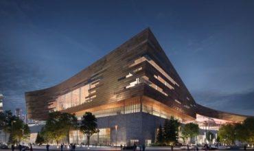 Designs unveiled for Calgary's BMO Convention Centre expansion