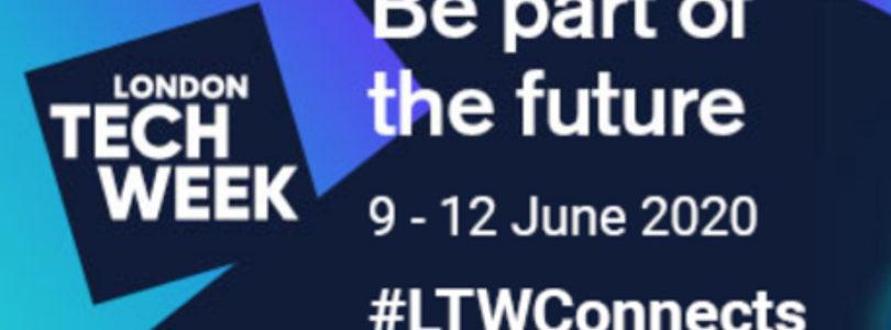 London Tech Week still Connects