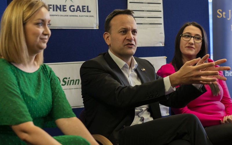 Ireland could permit gatherings of up to 5,000 people from September, says Taoiseach