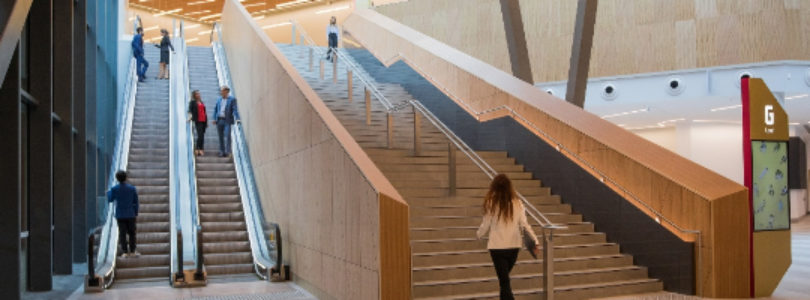 MCEC expansion gets five stars for sustainability