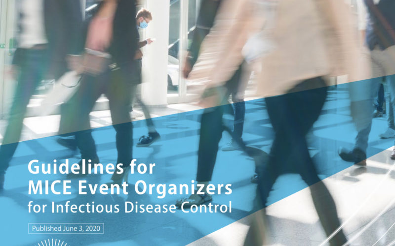 Osaka convention bureau releases new guidelines for event organisers