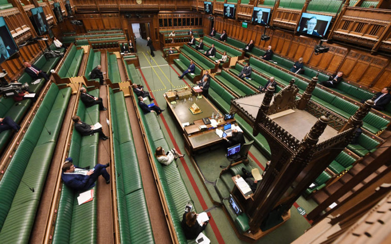Events industry debated in UK Parliament