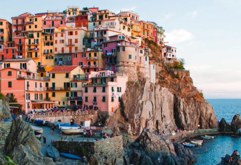 Italy opens to British visitors on 3 June