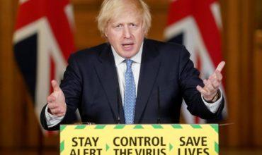 Prime minister confirms UK events industry restart date