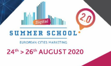 European Cities Marketing launches first edition of ECM Summer School 2.0 online in August